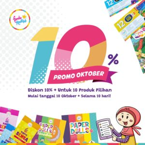 Diskon Spesial 10.10 Oktober 2021